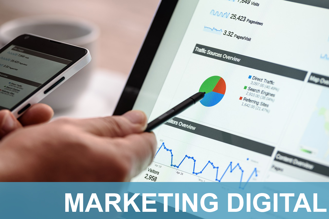 Marketing Digital by Tech Solutions